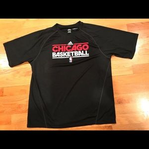 Adidas Chicago Bulls Shirt